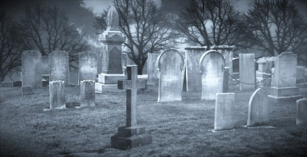 Be Careful of Properties Built On a Cemetery