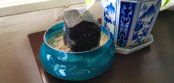 Black Tourmaline is Excellent for Removing and Repelling Negative Energies