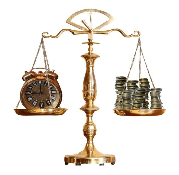 Energy Exchange For Example Money for Time and Effort