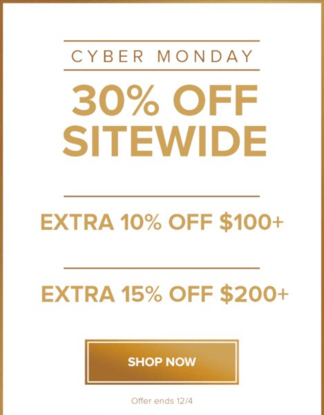 GAIAM Cyber Monday Deal 2019