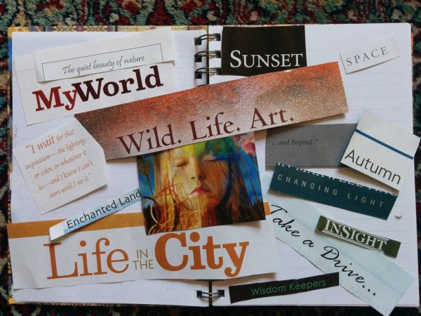You Can Manifest with Vision Boards
