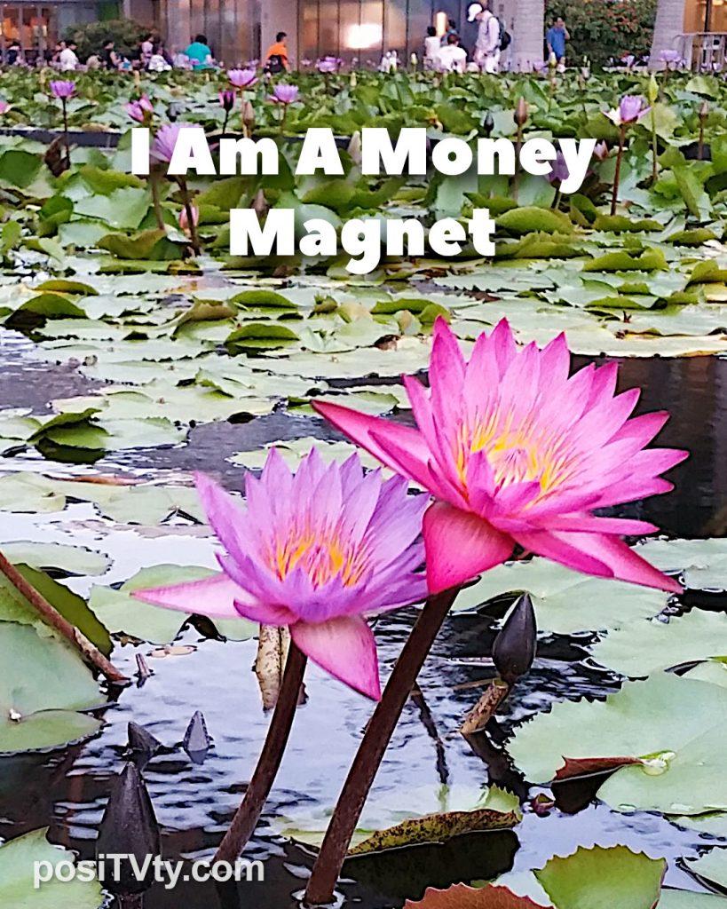 Affirmation - I Am A Money Magnet