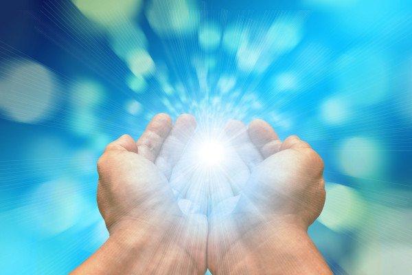 Healing Hands with Reiki
