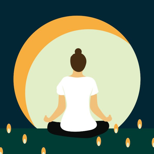 Meditation Can Help You Be More Focused