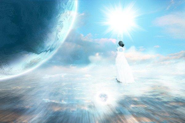 World of Light Beings